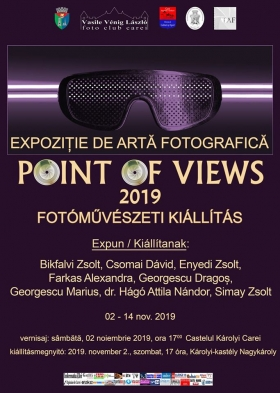 """Point of views 2019"""
